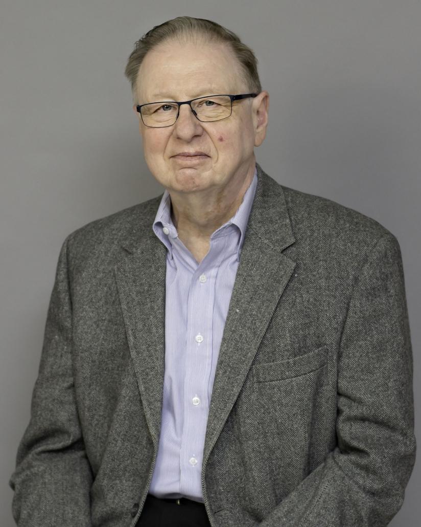 Photo of PAUL SPENGLER, PH. D